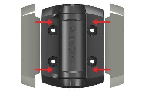 Truclose Heavy Duty Hinges Self Closing Tension