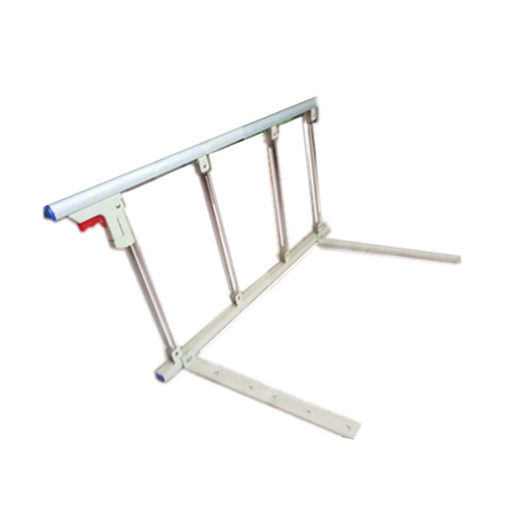 ベッドフェンス 高齢者用ベッドレール、折りたたみ式病院用メタルグリップバンパーバー、高齢者用、大人、幼児、身長50cm   B07NTYG14P
