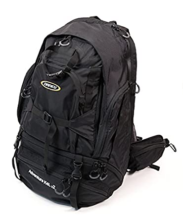 Amazon.com : K4L v2 Adventure DSLR Camera Backpack With 17 in ...