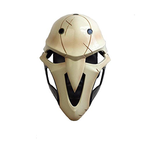 Moniku Reaper Cosplay Competitive Game Mask