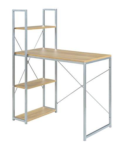 Ladder Bookshelf Desk - 4