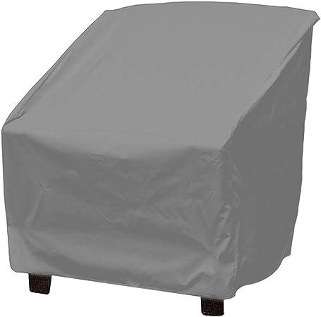 Wifehelper - Funda de sofá para silla, impermeable, protección contra el polvo, uso en el hogar o al aire libre, jardín o patio: Amazon.es: Hogar