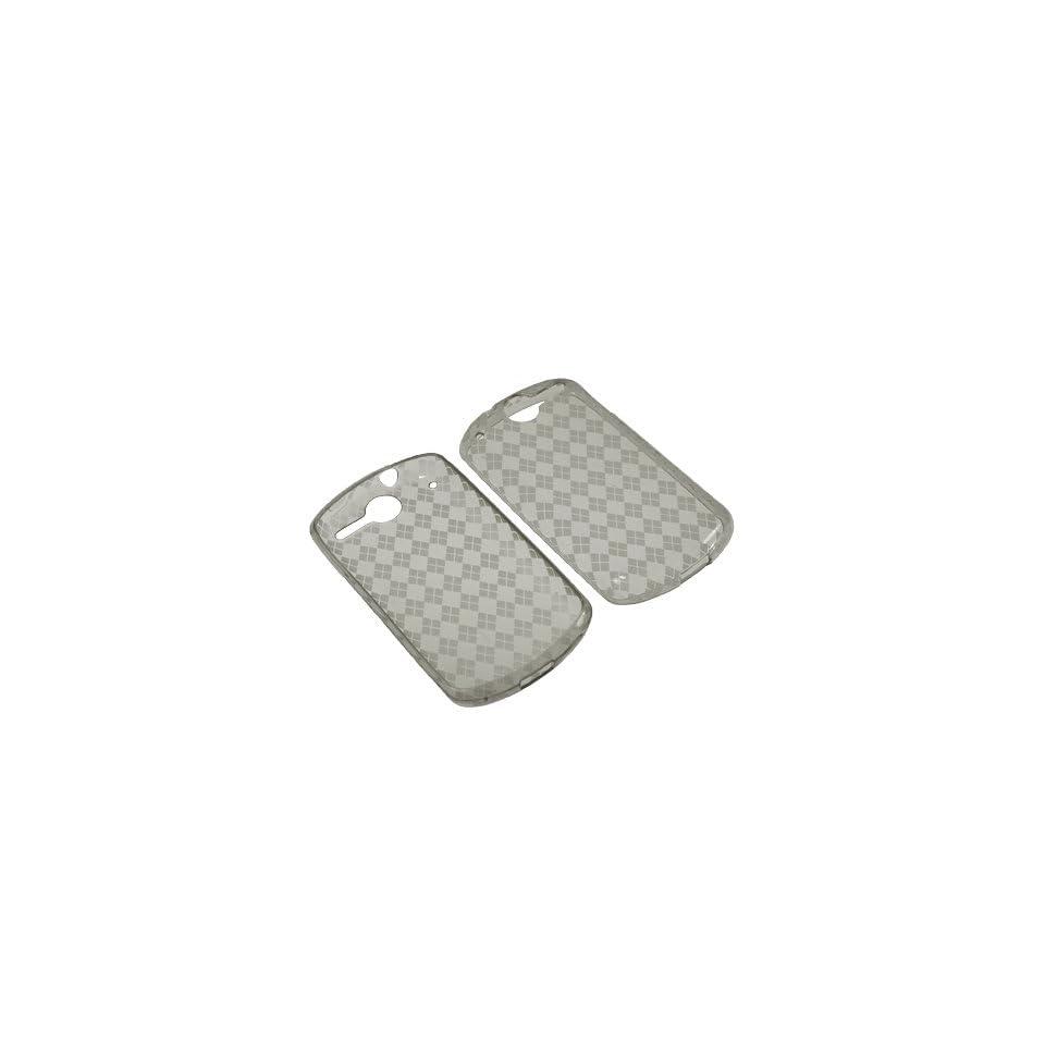BW TPU Sleeve Gel Cover Skin Case for AT&T Huawei Impulse 4G U8800  Smoke Checker