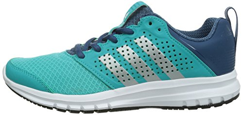 De Madoru Pour Chaussures 5 Adidas Blanc Argent Femme Bleu Taille Blanc Course 5 STfxZwxqC