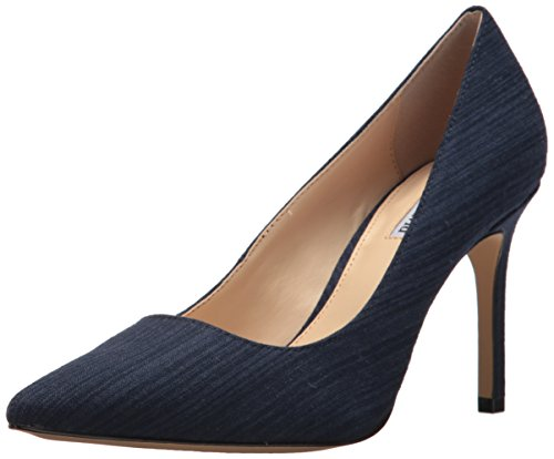 Pump Denise Charles Navy Women's 1 David qwq8xCH