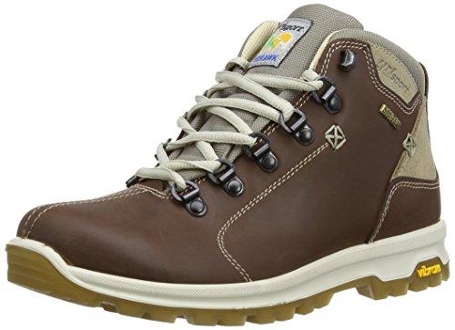 Grisport Womens Lady Aviator Trekking and Hiking Boots Brown WGFL8Fu