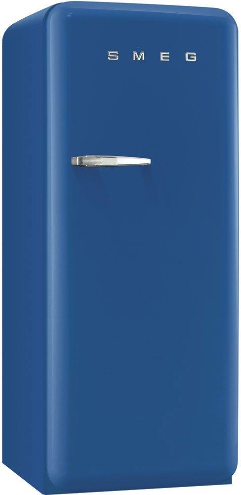 Smeg FAB28LBL1 - Nevera combi (Independiente, Azul, Izquierda ...