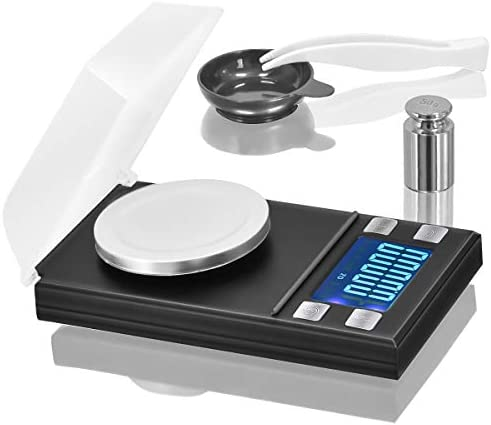 Digital Milligram Calibration Tweezers Weighing product image