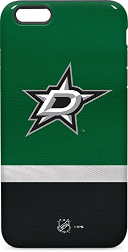 Skinit Dallas Stars Jersey iPhone 6/6s Plus Pro Case - Officially Licensed NHL Phone Case Pro, Scratch Resistant iPhone 6/6s Plus Cover Dallas Stars Jersey Case