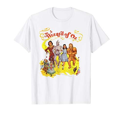 (Wizard of Oz Classic Brick Road T Shirt)
