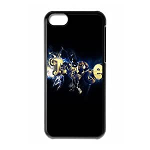 XiFu*Meiiphone 6 4.7 inch Case,3D Letters Hard Shell Back Case for Black iphone 6 4.7 inch Okaycosama347152XiFu*Mei