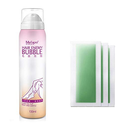 Desire Deodorant Stick - Birdfly No Damage No Pain Anti Allergic Mousse Spray Foam Mousse Creams Depilatories + Wax Paper suit