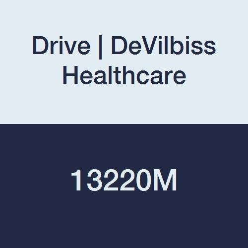 Drive DeVilbiss Healthcare 13220M U-Sling with Head Support, Medium, Length 49'', Width 37'', Polyester