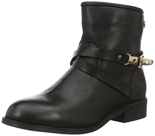 XTI 46149, Zapatillas de Estar por Casa para Mujer negro