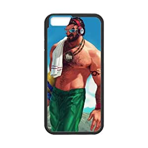 League of Legends(LOL) Graves iPhone 6 4.7 Inch Cell Phone Case Black DIY Gift pxf005-3689754
