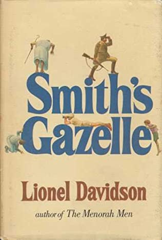 book cover of Smith\'s Gazelle