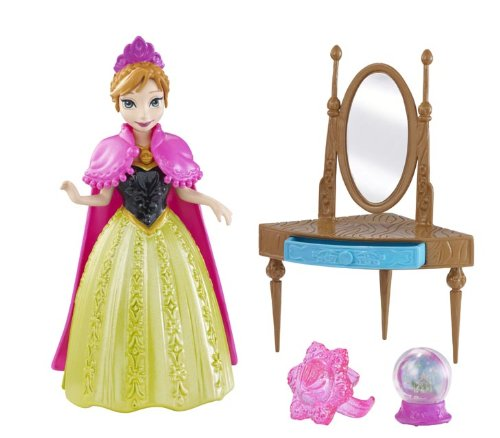 Disney Frozen Magiclip Small Doll Anna Giftset ()