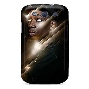 Anti-Scratch Hard Cell-phone Case For Samsung Galaxy S3 (cYR13465Qqyu) Support Personal Customs Nice Wiz Khalifa Pattern