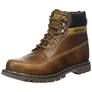CAT Footwear Colorado, Bottes Courtes Chukka Homme, Marron (Brown P720263), 41 EU