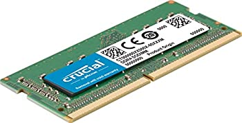 Crucial 16gb Single Ddr4 2400 Mts (Pc4-19200) Dr X8 Sodimm 260-pin For Mac - Ct16g4s24am 1