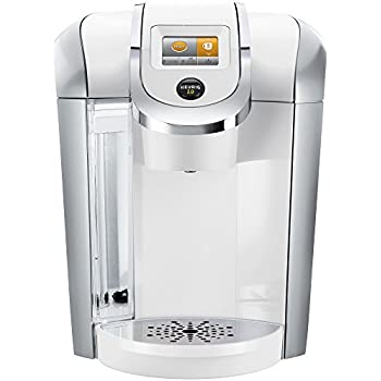 Amazon Com Keurig K450 2 0 Brewing System White Kitchen