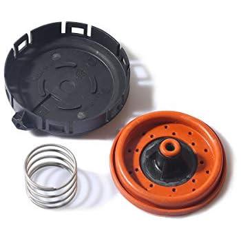 Crankcase Vent Valve PCV Fit BMW 545I 550I 645I 650I 745I 750I ALPINA B7 X5