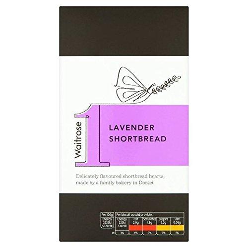 Lavender Shortbread Waitrose - Cookies Shortbread Lavender