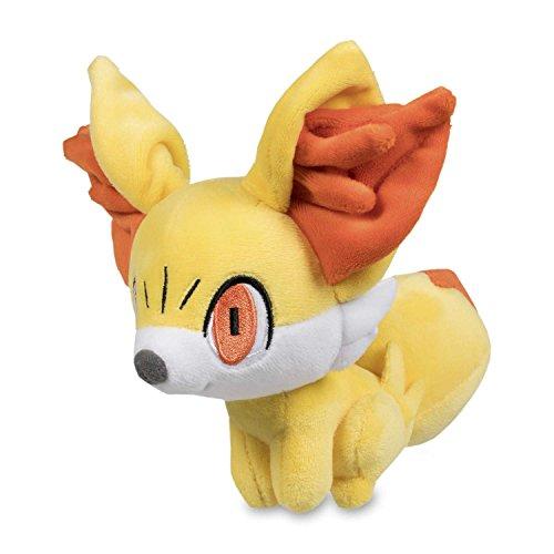 Pokémon Center: Fennekin Poké Doll Plush, 6.9 Inch