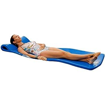 Amazon Com Robelle Foam Pool Float Blue Toys Amp Games