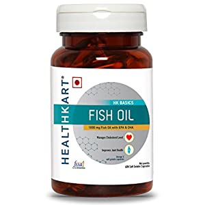 HealthKart Best Fish Oil Capsules India 2020