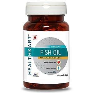 HealthKart Best Fish Oil Capsules India 2020