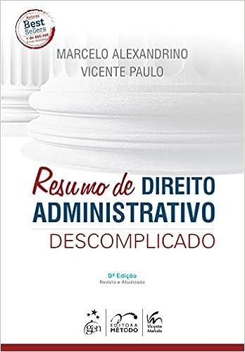 o livro direito administrativo descomplicado gratis