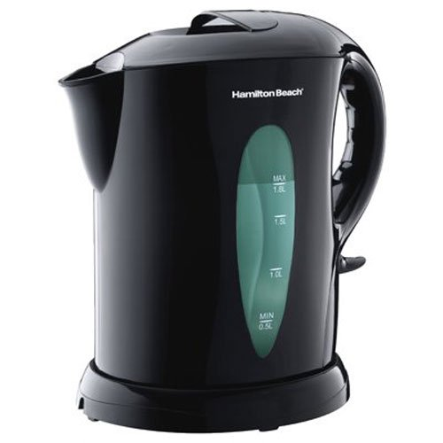 Hamilton Beach Electric Kettle...