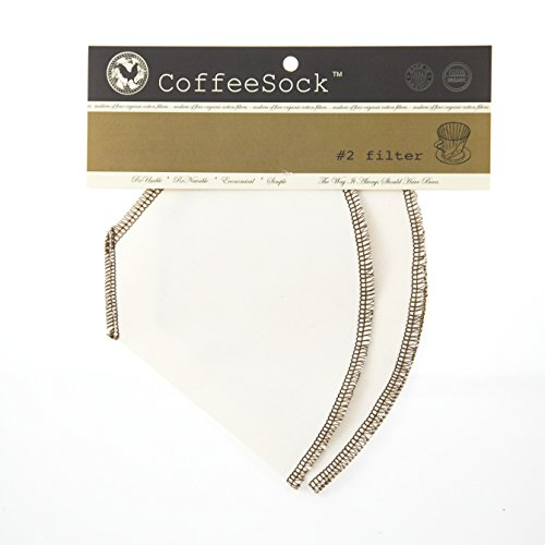reusable cotton coffee filter - 3