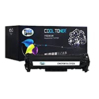 Cool Toner CHCF381A-C312A Compatible Toner Cartridge Replacement for HP CF381A (Cyan)
