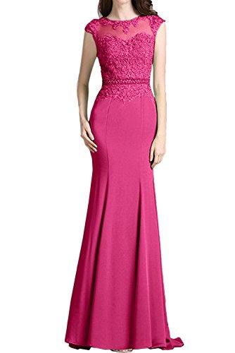 42 Topkleider Vestido rosa para mujer qwqIYOX