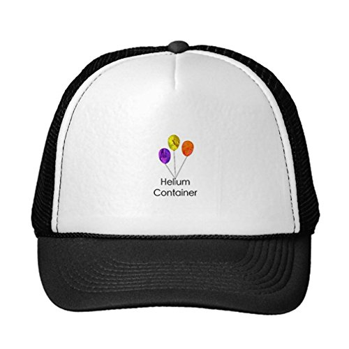 Custom it for you Funny Helium Container Purple Yellow Red Trucker Hat -