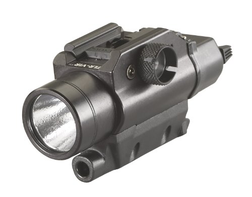 Streamlight 69180 TLR-VIR Visible LED Rail Mounted Flashlight with IR Illuminator by Streamlight