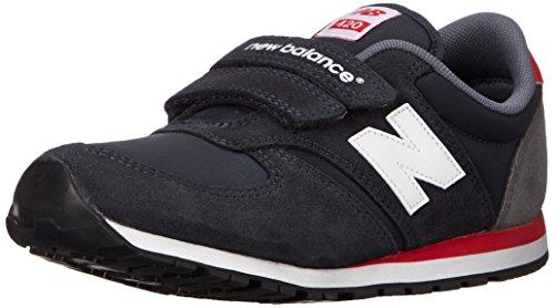 NEW BALANCE - Zapatilla para niños, Color: negro, Talla: 37
