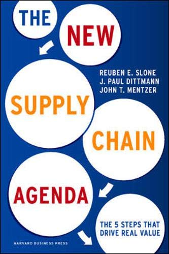 (The New Supply Chain Agenda: The 5 Steps That Drive Real Value)