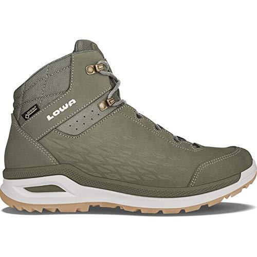 White Off Reed Womens Nubuck Locarno Boots Quarter Tex Ws Gore Cut Lowa FPwTw