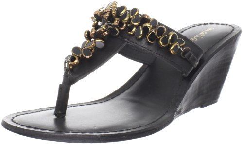Matisse Women's Persia, Black, 8 M US