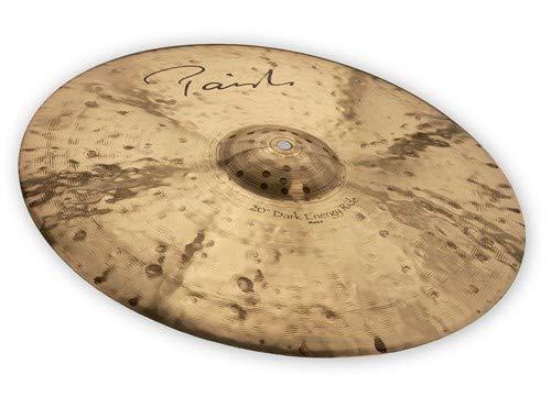 (Paiste Signature Dark Energy Ride Cymbal Mark II - 20