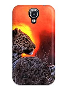 Case Cover Leopard/ Fashionable Case For Galaxy S4
