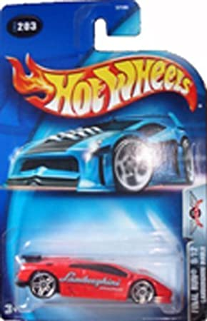 Hot Wheels Final Run Series 9 Lamborghini Diablo Pr 5 Wheels 2003