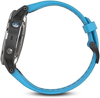 Garmin 010 – 01688 – 40 Quatix 5 GPS de Smart Watch Marino: Amazon.es: Electrónica