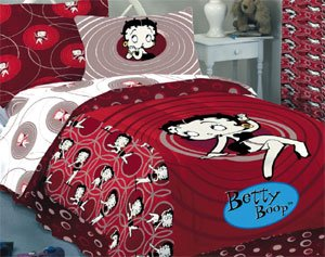 Exceptionnel Betty Boop Sheet Set