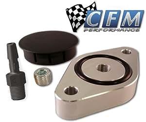 CFM Performance 4-0300 Symposer Delete with Pressure Port for 2013-2017 Ford Focus ST ST250