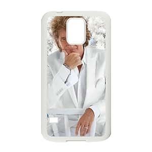 Rod-Stewart Samsung Galaxy S5 Cell Phone Case White as a gift W4515677