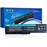 Dtk® Batterie pour Toshiba ordinateur PA3817U-1BRS PA3817U-1BAS PA3818U PA3819U-1BRS sélectionner des modèles [Li-ion 6-cell 10.8V 4400mah]